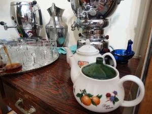 Brewing Tea Leaves, result of Manual Tea Processing
